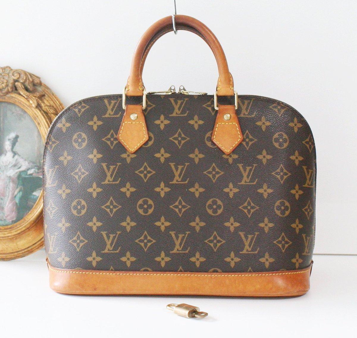 fc5024a975e ... addition to my  etsy shop  Louis Vuitton Monogram Alma MM Brown Authentic  Vintage handbag purse https   etsy.me 2QPLrxo  bagsandpurses   shamelessadvteam ...