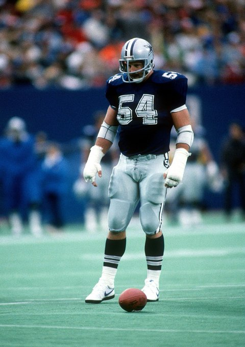 "Happy Birthday to the one and only ""Manster\"", Randy White."