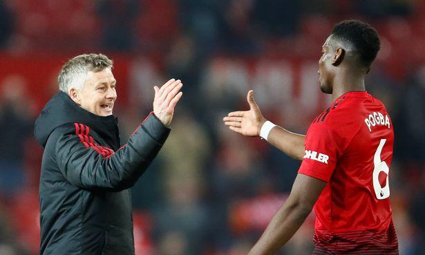 EPL: Pogba reveals key difference between Mourinho, Solskjaer Photo