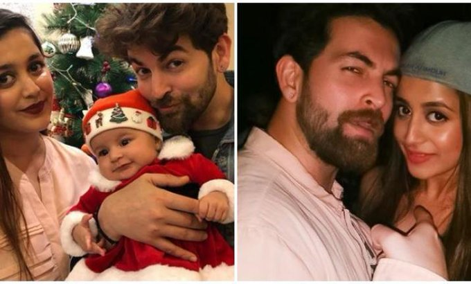 Happy Birthday Neil Nitin Mukesh: Check out ten best family moments of Golmaal Again star