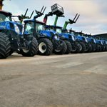 Image for the Tweet beginning: New Day. New Holland. @NHAgriculture