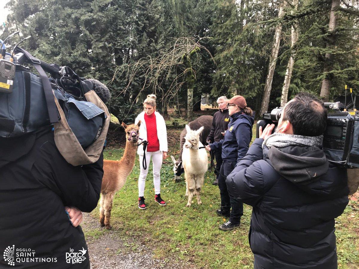Dimanche 20 janvier, le Parc d'Isle sera mis à l'honneur dans le reportage les animaux de la 8 sur @C8TV 🐾📺#LesAnimauxDeLa8 #C8 #Reportage #ParcdIsle #AggloSaintQuentinois #TV https://t.co/6CD7iA7f4P