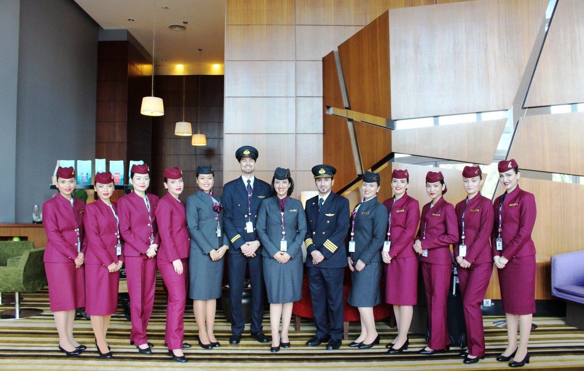 Grand Mercure Danang extended a warm welcome last month to Qatar Airways. The airline has selected @GrandMercure_DN as its preferred hotel in Danang, Vietnam. As host hotel to crews of many international airlines, GMD offers convenience of location, excellent sleep quality. https://t.co/cOEfYa4wBV