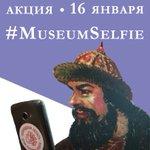 #museumselfie Twitter Photo
