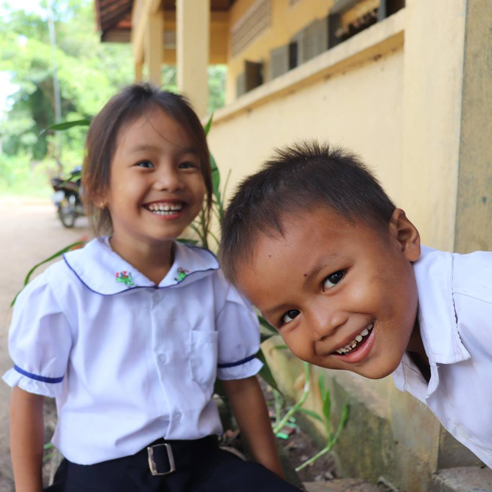 Every student has a right to feel safe. Together, we can #ENDviolence in schools. @UNICEFCambodia