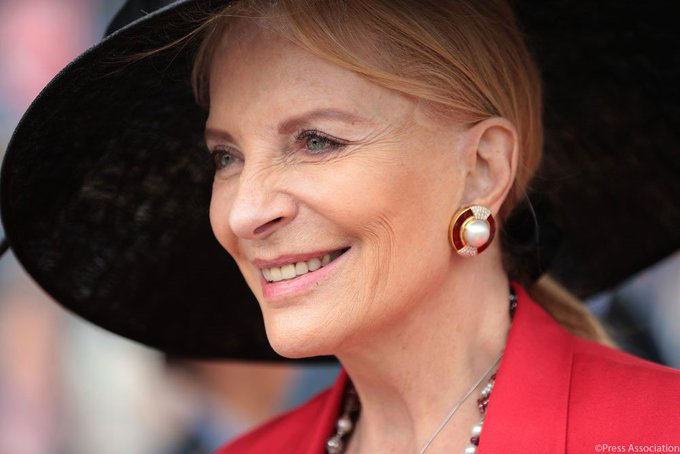 Happy Birthday to HRH Princess Michael of Kent!