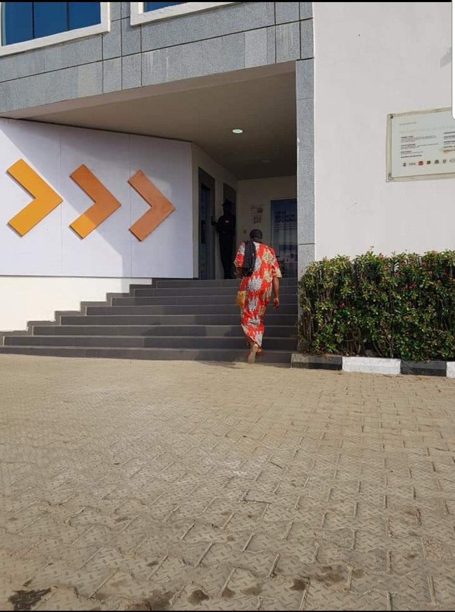 Dear @accessbank_help I use a wheelchair and needed to make use of your MoneyGram services sometime last week and upon visiting one of your facilities, the closest to my work place in Kubwa, Abuja, I realised that there were no accessibility ramps to enable me enter the building. <br>http://pic.twitter.com/KnXsHytBy8