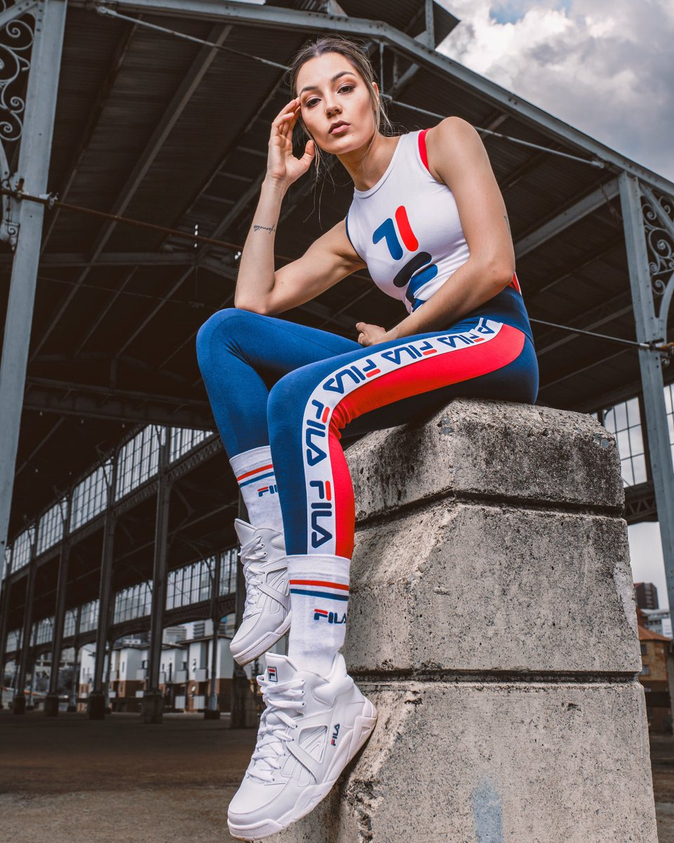 Fila South Africa on Twitter: