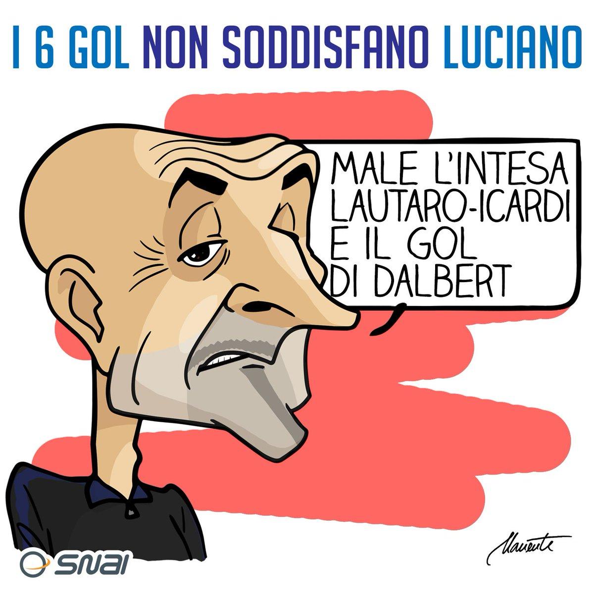 Inter, Spalletti forse si aspettava di più.  @mic_manente   #Spalletti #Inter #InterBenevento #CoppaItalia