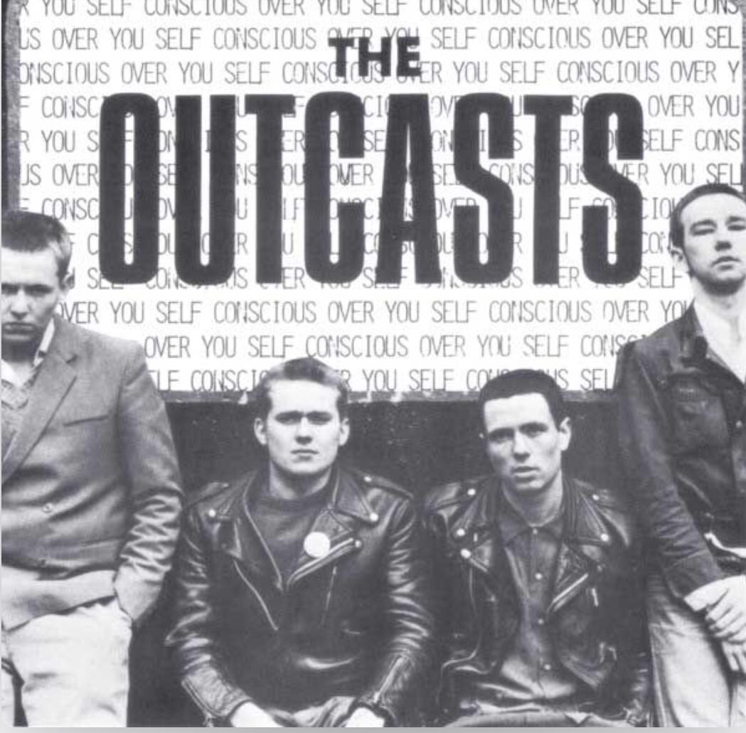 #MyFirstConcertWas The Outcasts @ Spuds, Portstewart. 👊