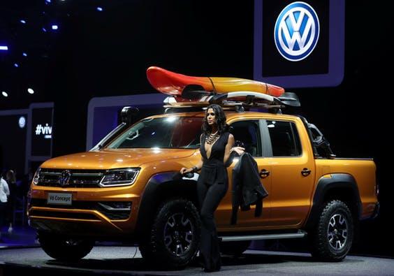 Fd Nieuws On Twitter Volkswagen En Ford Willen Samen Elektrische