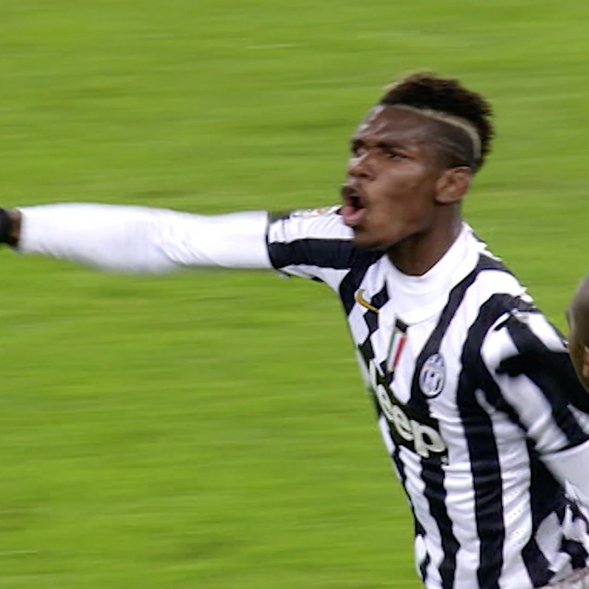 1,2,3...Pogboom! 💣  📆 18.01.14 🆚 Sampdoria ⚽ @paulpogba #GoalOfTheDay