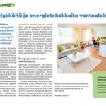 Image for the Tweet beginning: .@VantaanKaupunki uusi Asukaslehti on ulkona