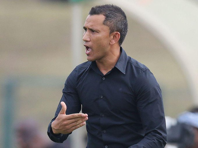 ICYMI: Orlando Pirates have appointed former Maritzburg United coach Fadlu Davids as their 2nd assistant coach. Do you think this is a good move by the Buccaneers? Photo