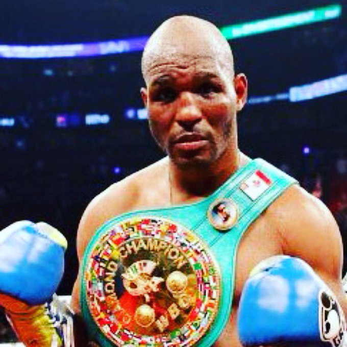 Happy & Blessed Birthday to The Executioner Bernard Hopkins who turns 54 today - Blessings Champ - KO Man