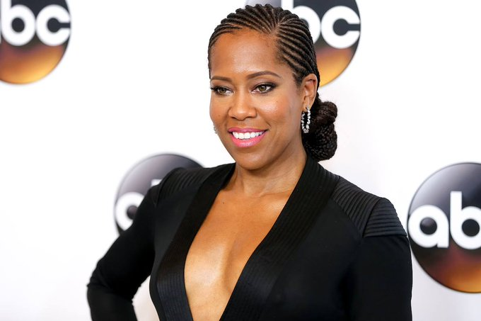 HAPPY BIRTHDAY REGINA KING - 15. January 1971.  Los Angeles, CA, USA