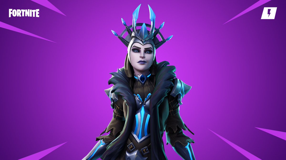 Fortnite News Fnbrnews On Twitter Leak The Ice Queen Is Coming