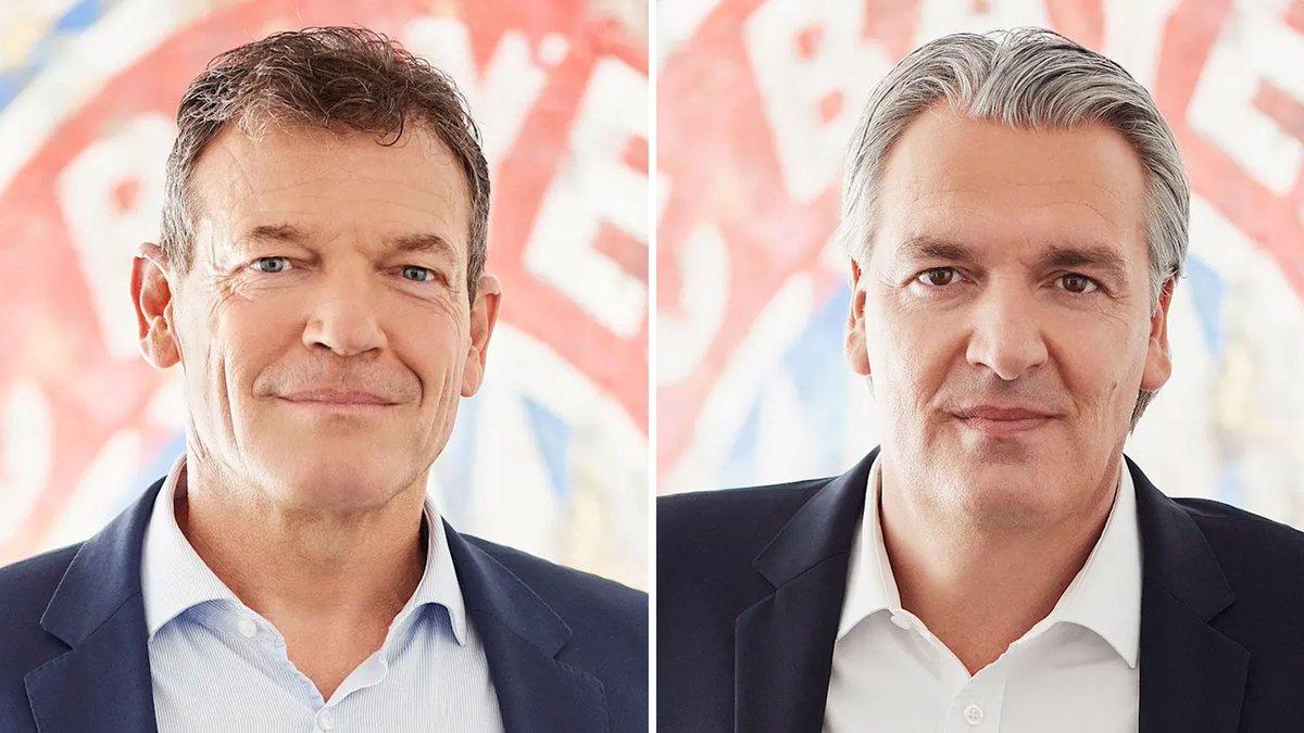 #FCBayern setzt Zusammenarbeit mit den Vorständen Andreas Jung und Jörg Wacker bis 2024 fort: https://t.co/X7kmi4UTfw #MiaSanMia