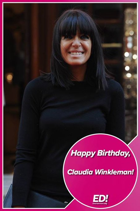 New post (Happy 47th Birthday Claudia Winkleman!) has been published on Fsbuq -