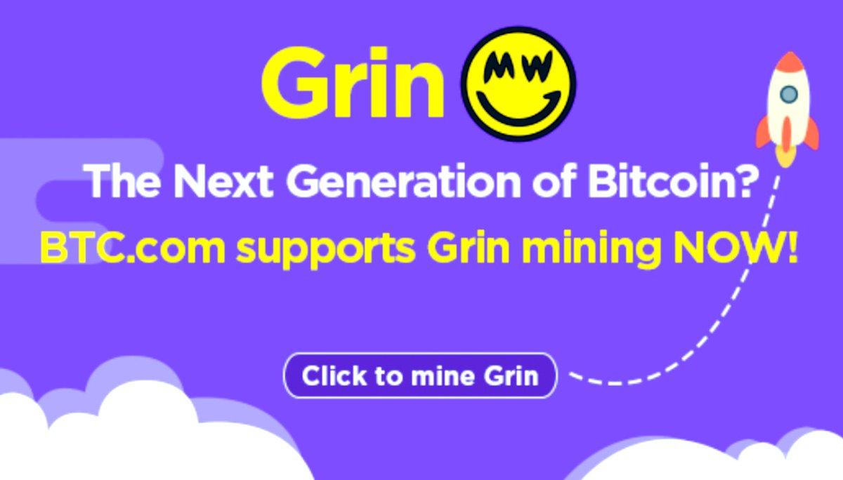 Mining Pool Grin - Kriptonesia