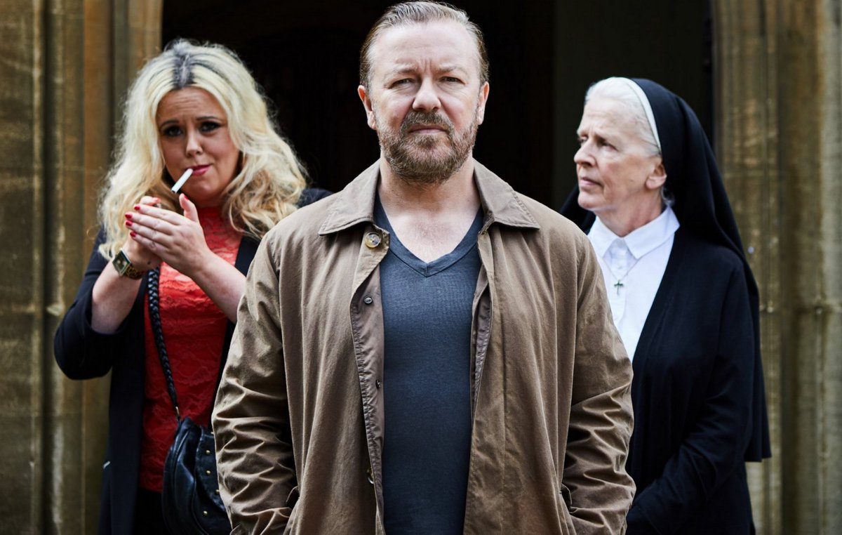 Netflix announce release date for @rickygervais' new series 'After Life' fal.cn/rLlZ