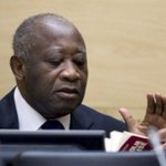 Laurent Gbagbo Twitter Photo
