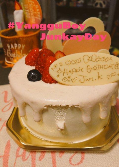 #YangguBoyJunKayDay ちょっと味見をしてしまった(笑) Photo