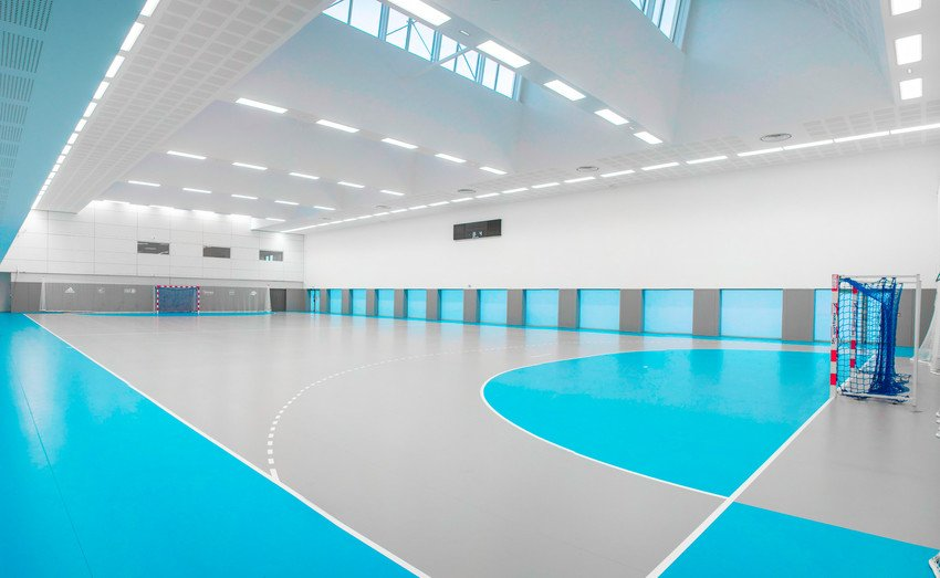 """Last wednesday, the """"House of Handball"""" has been officially inaugurated!"""