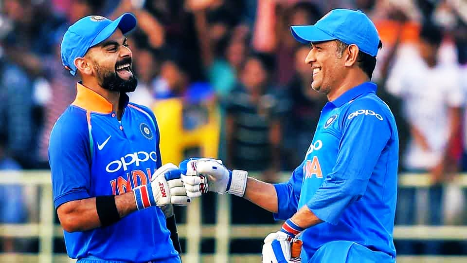 Admit it: Its an honour to watch these Two on The Cricket field!