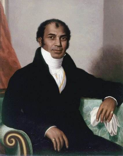 Today&#39;s #GoogleDoodle is Sake Dean Mahomed who introduced shampoo baths and Indian cuisine to Europe and the Western World. You can see his portrait at Brighton Museum. <br>http://pic.twitter.com/0ZTkH9lpHx
