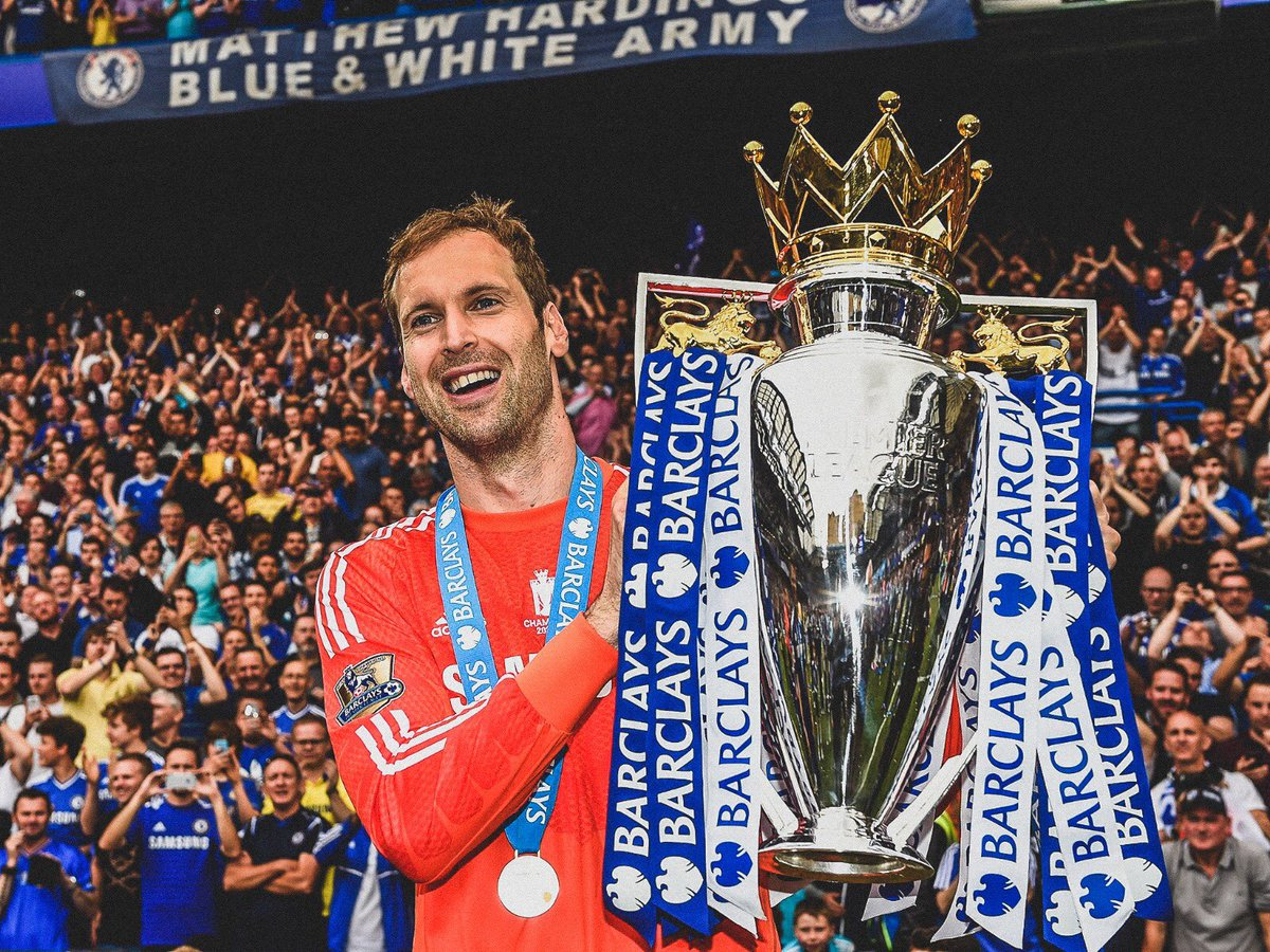@PetrCech has announced he will retire at the end of the season.   717 Games  313 Clean Sheets  5  FA Cup 4  Premier League 4  Community Shield 3  League Cup 1  UCL 1  Europa League  4  PL Golden Glove   Record PL clean sheets (202)   Legend. <br>http://pic.twitter.com/vBthRpgU9H