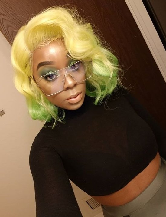 @imsohollywood_3 Hair: It's A Lace Front Wig - SWISS LACE KASO Color: APPLE MARTINI . https://www.wigtypes.com/it_s_a_lace_front_wig_swiss_lace_kaso.php… . . #wigtypes #itsawig