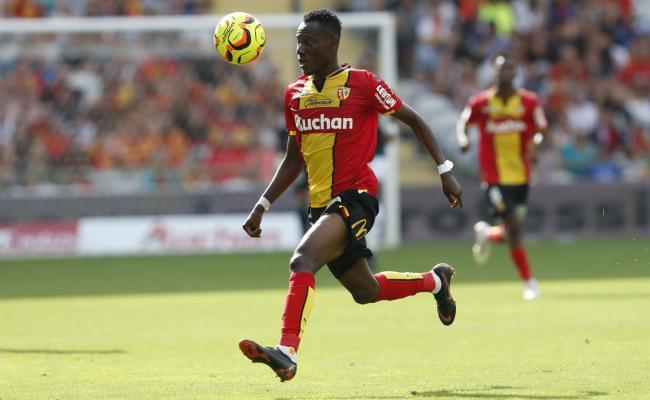 Mercato : Cyrille Bayala (Lens) vers Sochaux Photo