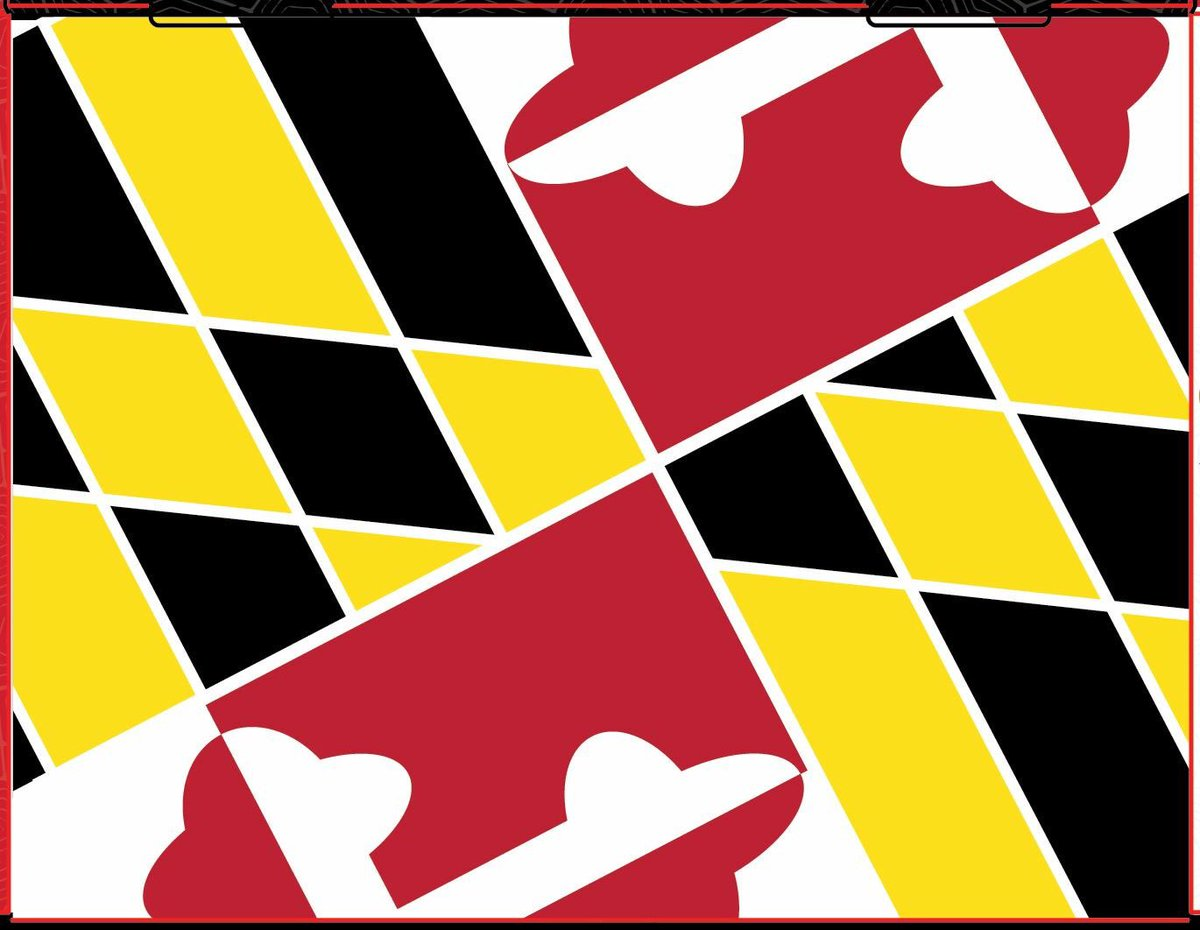 Hey @GovLarryHogan would it be OK if we add a small white line between the colors of the Maryland Flag for our Pizza Boxes? The printing process we use won&#39;t allow for colors to touch.  Sneak peak at our new MD Box <br>http://pic.twitter.com/K513nrnkxR