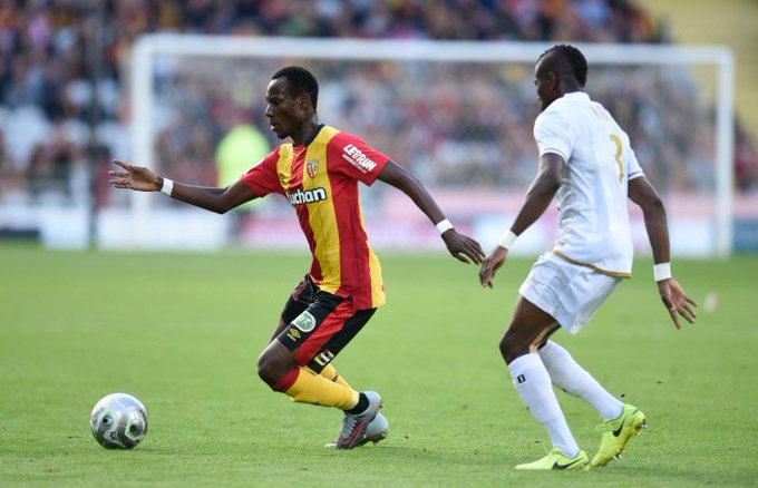 #Ligue1 #DominosLigue2 Mercato : Cyrille Bayala (RC Lens) vers Sochaux Photo