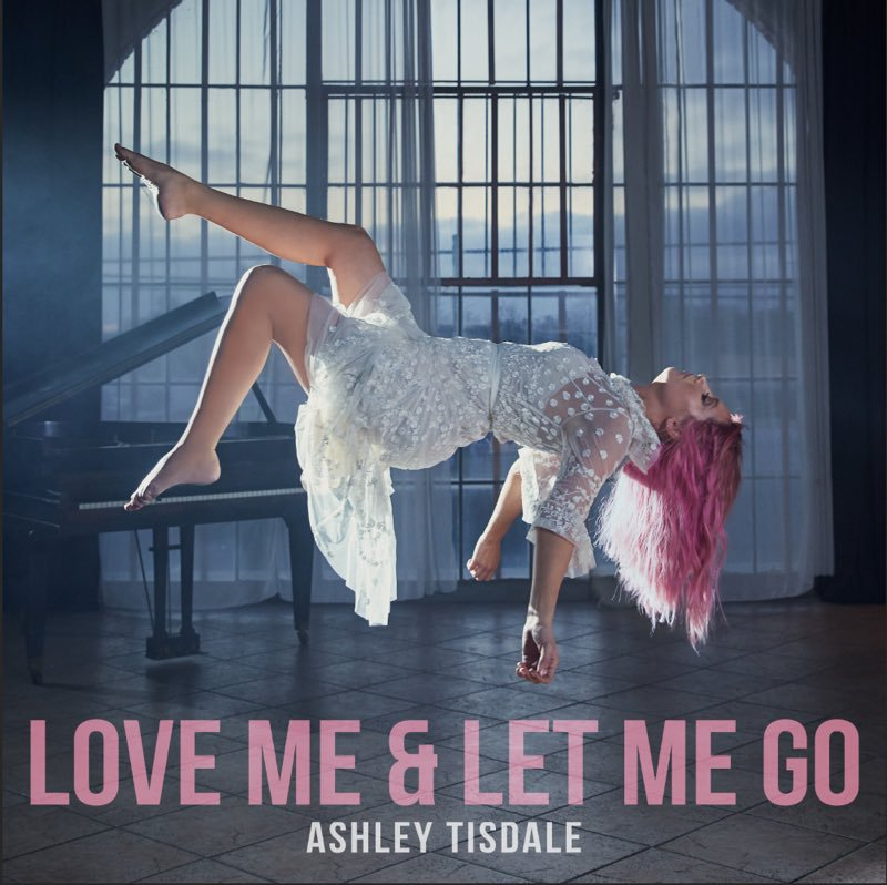 OH MYYYYYY KATYYYYYYYYYY   Ashley tisdale is so fuckinggggg art with this coverrrrrrrrrrrr i love thisssssss so muchh , ready for LOVE ME &amp; LET ME GO.   #AshleyTisdale <br>http://pic.twitter.com/nyOyMmEYLC