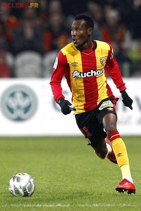 #Ligue1 #DominosLigue2 Mercato : Cyrille Bayala (RC Lens) prêté au FC Sochaux-Montbéliard Photo