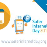 Image for the Tweet beginning: #DYK #SaferInternetDay is only 3