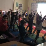Image for the Tweet beginning: Power poses in #hmt123 kdg!
