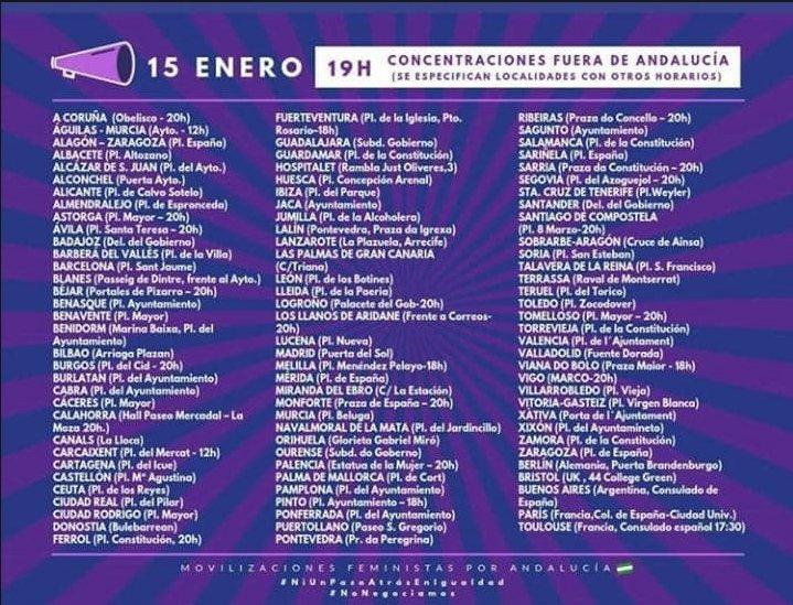 Spain 7pm National demo #Ibiza 19.00 Pl. del Parque