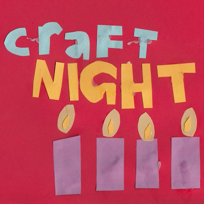 Whats on Appleby in Eden Valley: Ormside Craft Night