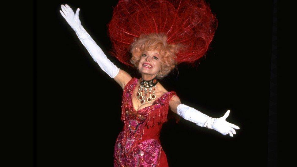 Carol Channing, Broadway's beloved Dolly, dies at 97 bit.ly/Carol-Channing…