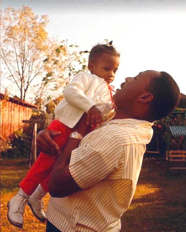 Remembering you on your 90th birthday and always, Daddy. I miss you. #MLK #MLK90