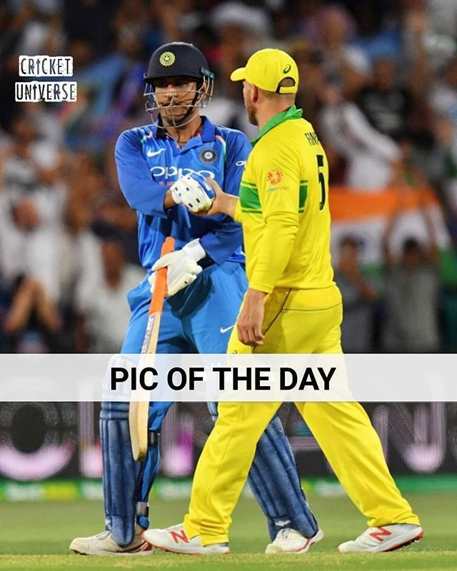 Cricket Universe's photo on aaron finch