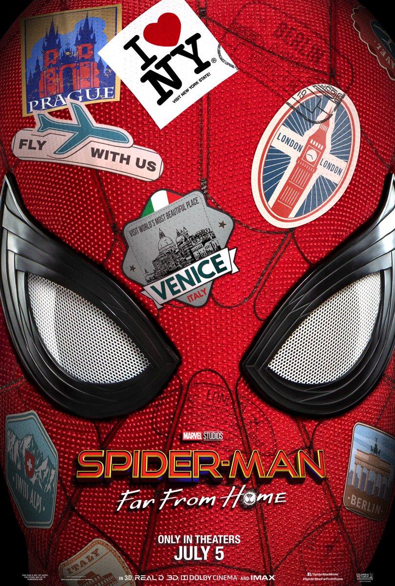 Spider-Man's photo on #spidermanfarfromhome