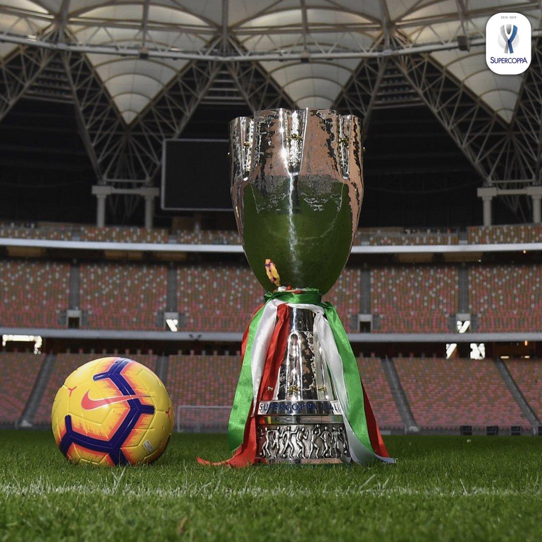 #RT @SerieA: Manca solo un giorno alla #Supercoppa! 🏆 Scopri il programma della giornata qui 👉 https://bit.ly/2TTiAua