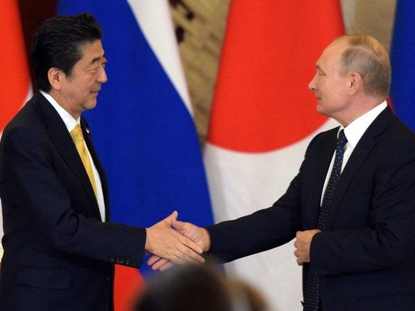 Автор законопроекта о Курилах : «Не очень понимаю, зачем нам нужен мирный договор с Японией» Фото