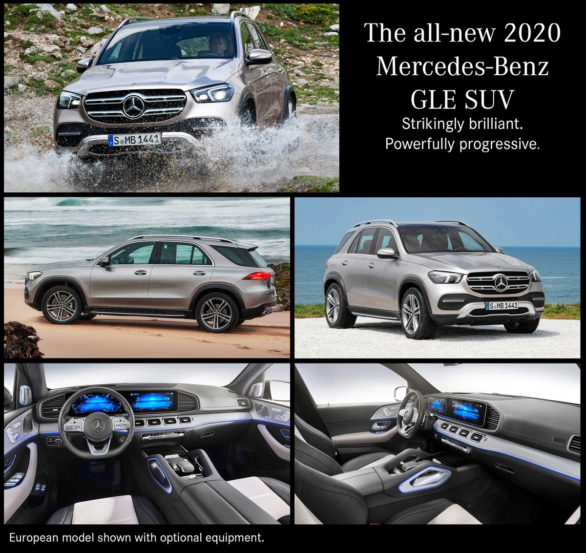 Mercedes Benz Bethesda >> Euro Motorcars Bethesda On Twitter The 2020 Gle Suv Is