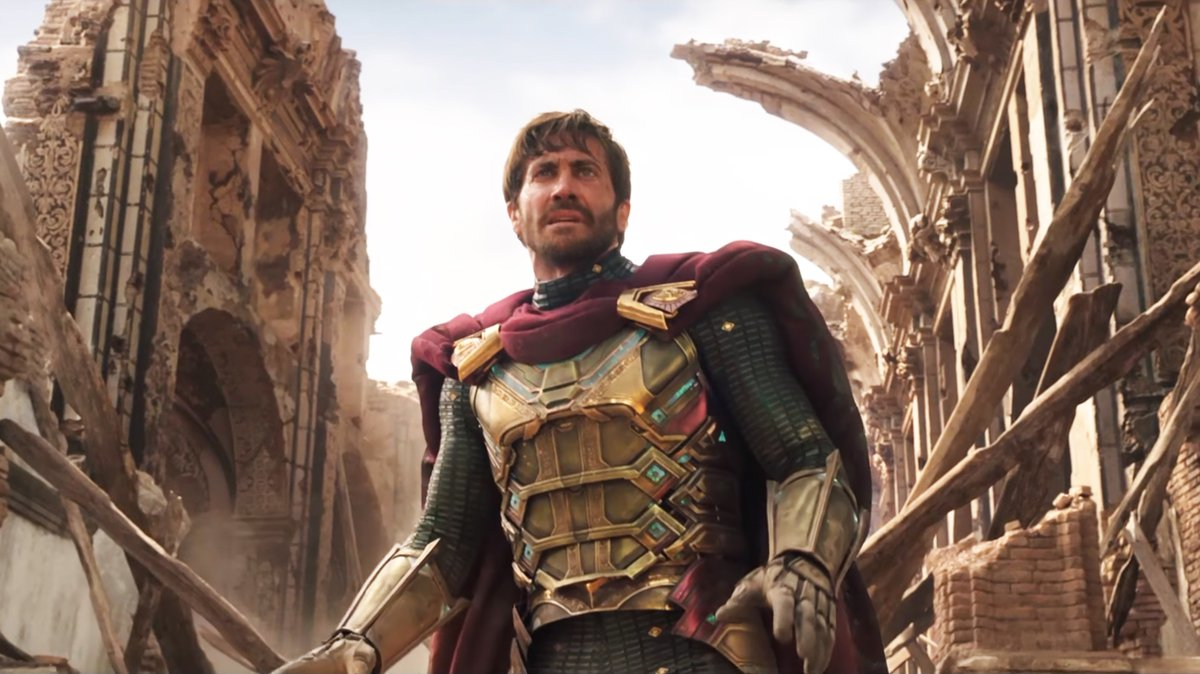 Mysterio - Spider-Man Far From Home