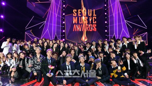 Image result for seoul music awards 2019